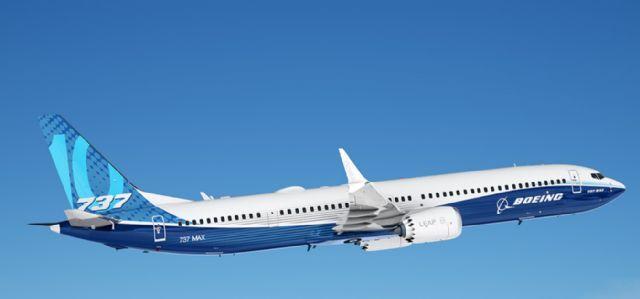 보잉 737 맥스 (사진=보잉)