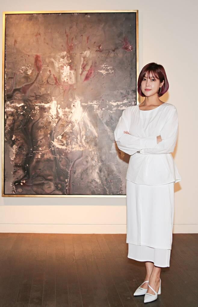 ▲ 아티스트 권지안(솔비). 제공|싸이더HQ
