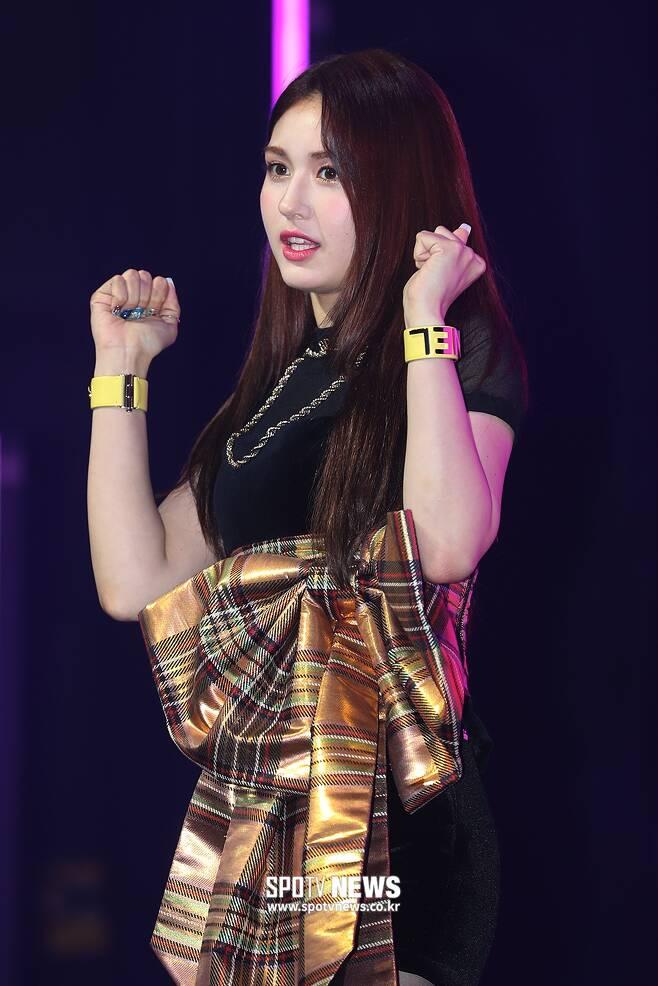 ▲ 13일 데뷔 싱글을 발매한 가수 전소미. 곽혜미 기자 khm@spotvnews.co.kr
