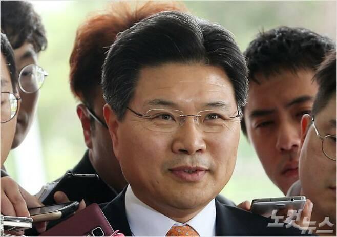 자유한국당 홍문종 의원 (사진=노컷뉴스DB)
