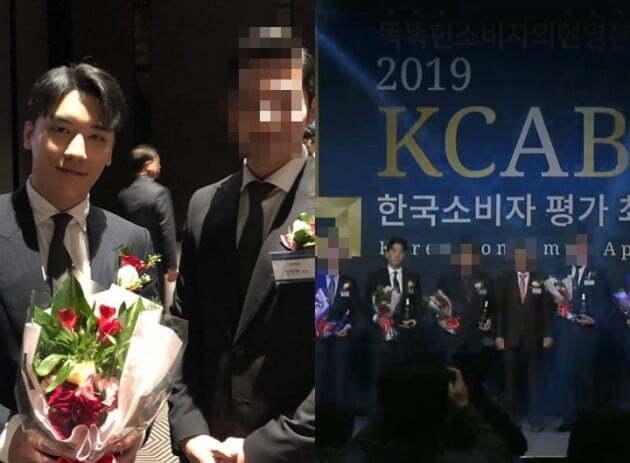 승리 클럽 버닝썬 폭행 논란/사진=온라인 커뮤니티