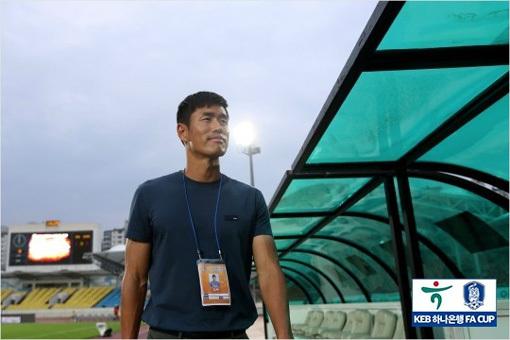 설기현 전 성균관대 감독. 사진제공|대한축구협회