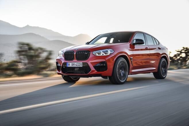 사진 : BMW X4 M