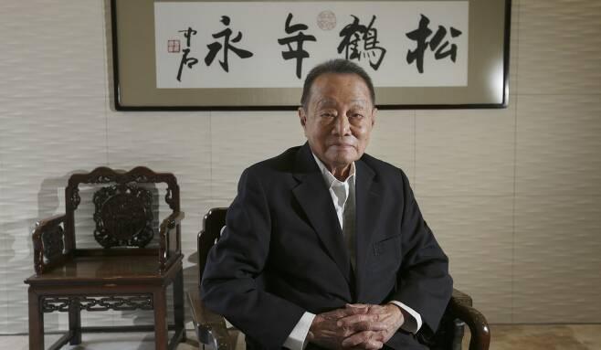말레이시아 최고 갑부이자 사업가 로버트 쿠옥(95·郭鶴年) <출처: 로버트 쿠옥 페이스북>