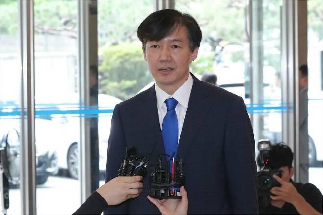 법무부 장관 후보자로 지명된 조국 전 청와대 민정수석. (사진=자료사진)