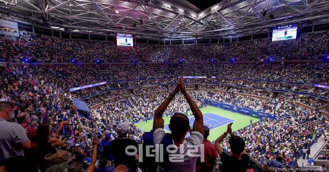 IBM은 미국 뉴욕에서 26일(현지시간)부터 열리는 '2019 US오픈' 테니스대회에 AI 기술을 지원한다. (사진= IBM)