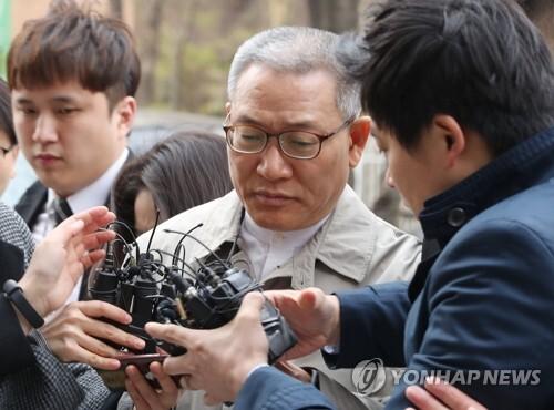 서유열 전 KT홈고객부문 사장  [연합뉴스 자료사진]