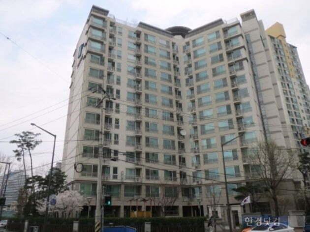 80명이 입찰한 서울 용산구 소재 아파트 경매물건(자료 지지옥션)