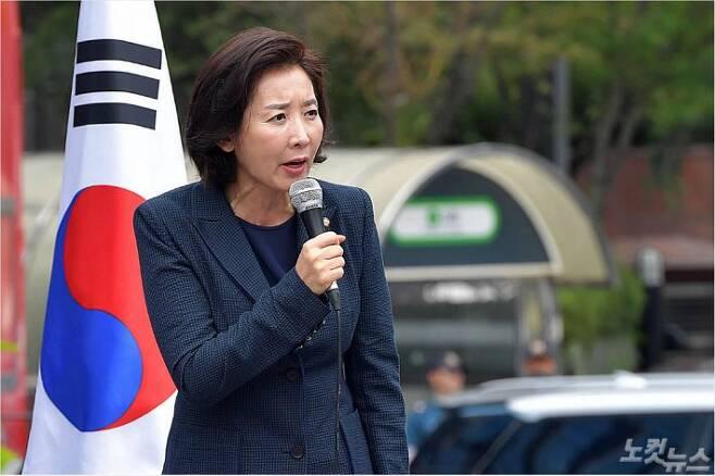 나경원 자유한국당 원내대표. (사진=박종민 기자/자료사진)