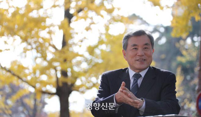 바른미래당 이상돈 의원./권호욱 선임기자