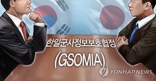 한일군사정보보호협정(GSOMIA)(PG) [장현경 제작 일러스트]