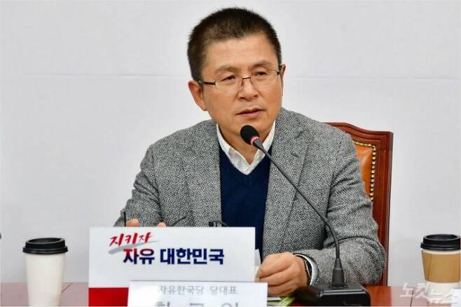 자유한국당 황교안 대표 (사진=윤창원 기자/자료사진)