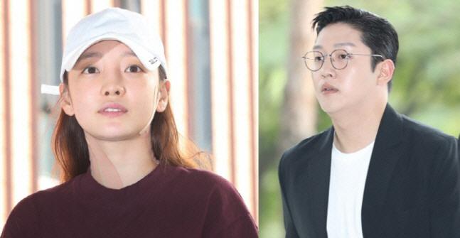 고(故) 구하라와 법적 공방을 벌인 전 남자친구 최종범 씨 (사진=연합뉴스)