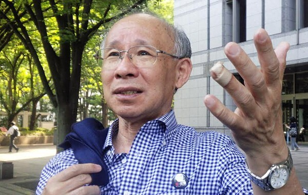 우쓰노미야 겐지 전 일본변호사협회장, /사진=우쓰노미야 겐지 홈페이지