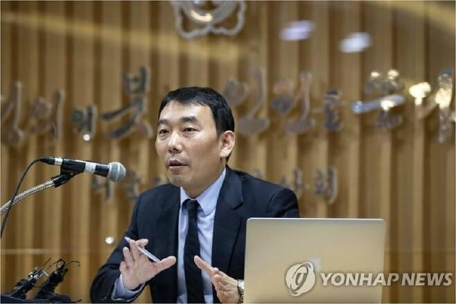 법무검찰개혁위원회 김용민 변호사 (사진제공=연합뉴스)