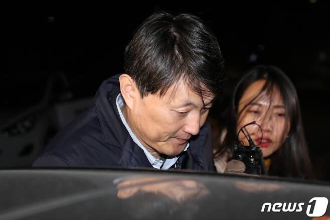 유재수 전 부산시 경제부시장 © News1 민경석 기자