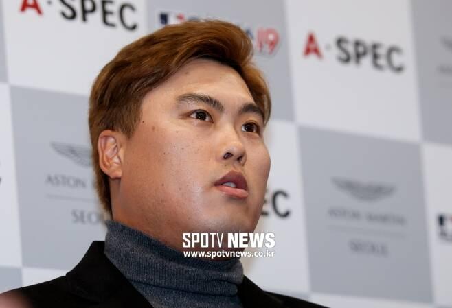 ▲ 류현진 ⓒ한희재 기자