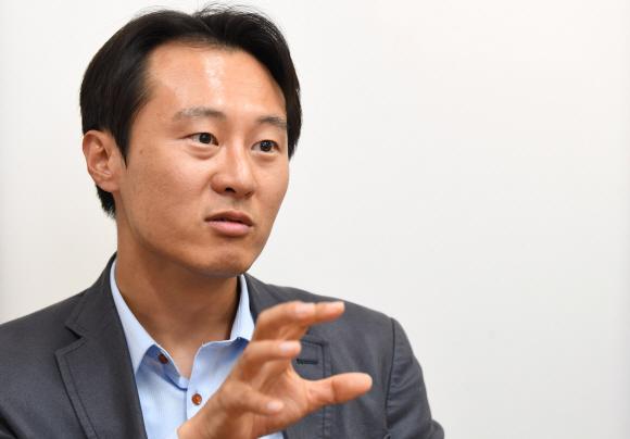 이탄희 공익인권법재단 공감 변호사. 서울신문 DB