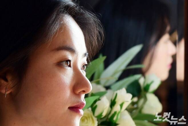배우 전여빈 (사진=황진환 기자)