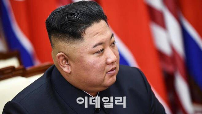 김정은 북한 국무위원장. 사진=AFP