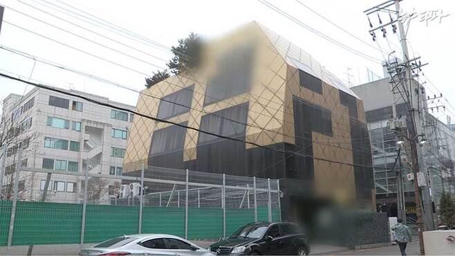 ▲ 이재용 부회장에게 프로포폴을 상습 투약했다는 의혹을 받고 있는 서울 강남 소재 성형외과.