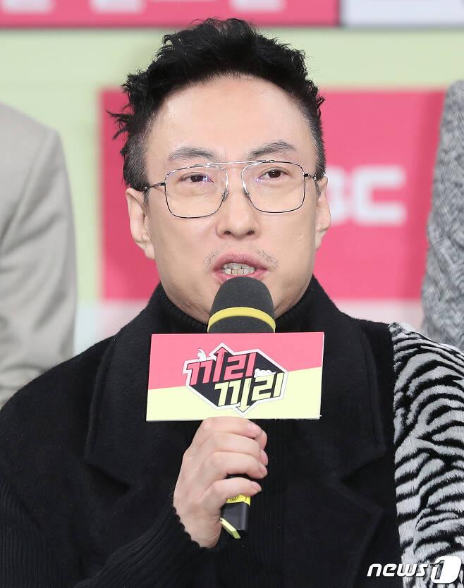 개그맨 박명수/뉴스1 © News1 김진환 기자