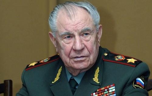 드미트리 야조프 전 소련 국방장관. [타스=연합뉴스 자료사진]