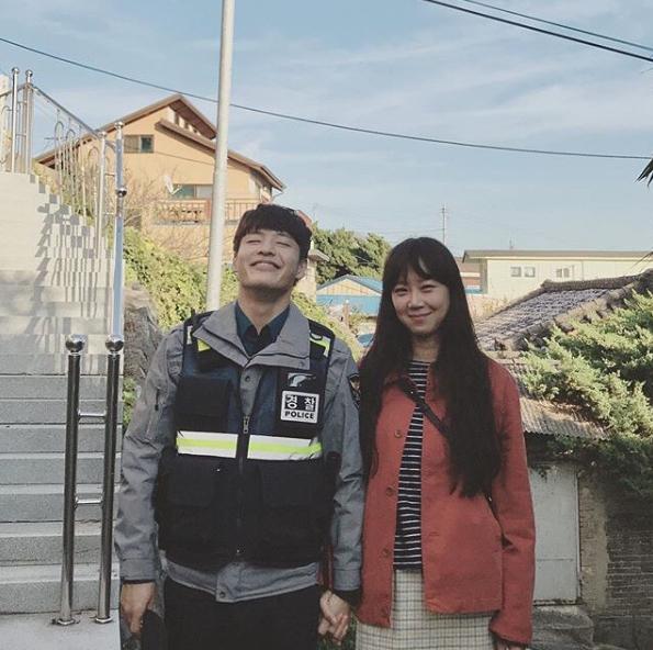 드라마 〈동백꽃 필 무렵〉 스틸