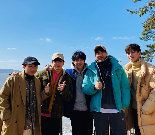사진|이상윤 인스타그램