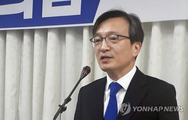 김의겸 전 청와대 대변인[연합뉴스 자료사진]