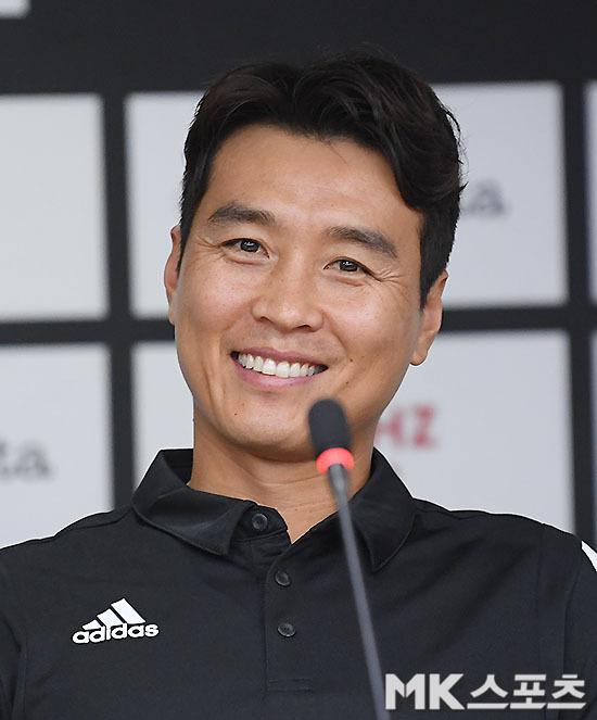 이동국은 2020 K리그1 개막전 득점으로 만 41세에도 건재를 과시했다. 아시아축구연맹과 인터뷰에서 '은퇴 생각을 하지 않는 것'을 롱런 비결로 꼽았다. 사진=MK스포츠DB