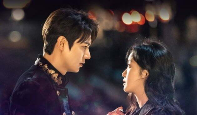 '더 킹' 배우 이민호(왼쪽), 김고은 스틸컷/ 사진=SBS 제공