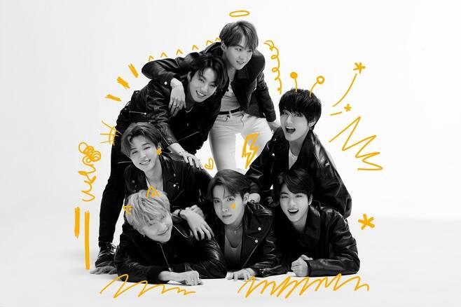 그룹 방탄소년단(BTS) [빅히트엔터테인먼트 제공. 재판매 및 DB 금지]