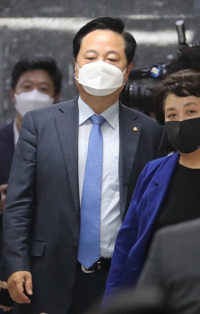 김두관 더불어민주당 의원(사진=연합뉴스)