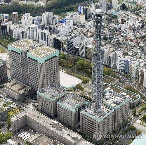 일본 도쿄도 신주쿠구 소재 방위성 [교도=연합뉴스 자료사진]