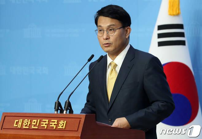 윤상현 무소속 의원 2020.6.22/뉴스1 © News1 박세연 기자