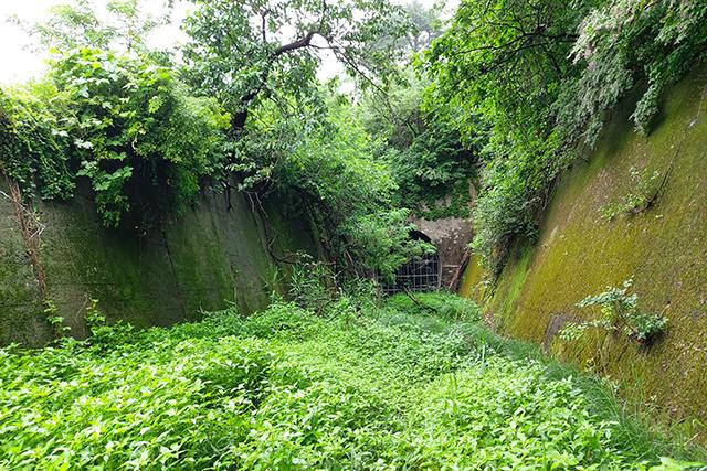 ▲배봉리 터널 ⓒ프레시안(조성은)
