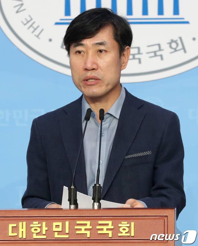 하태경 미래통합당 의원.  © News1 박세연 기자