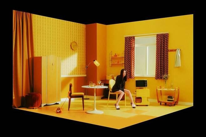 30일 0시 레드벨벳 공식 SNS에 올라온 레드벨벳 슬기의 개인 티저 이미지 (사진=SM엔터테인먼트 제공)