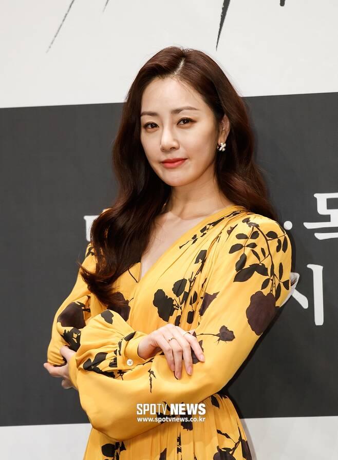 ▲ 배우 오나라. ⓒ한희재 기자
