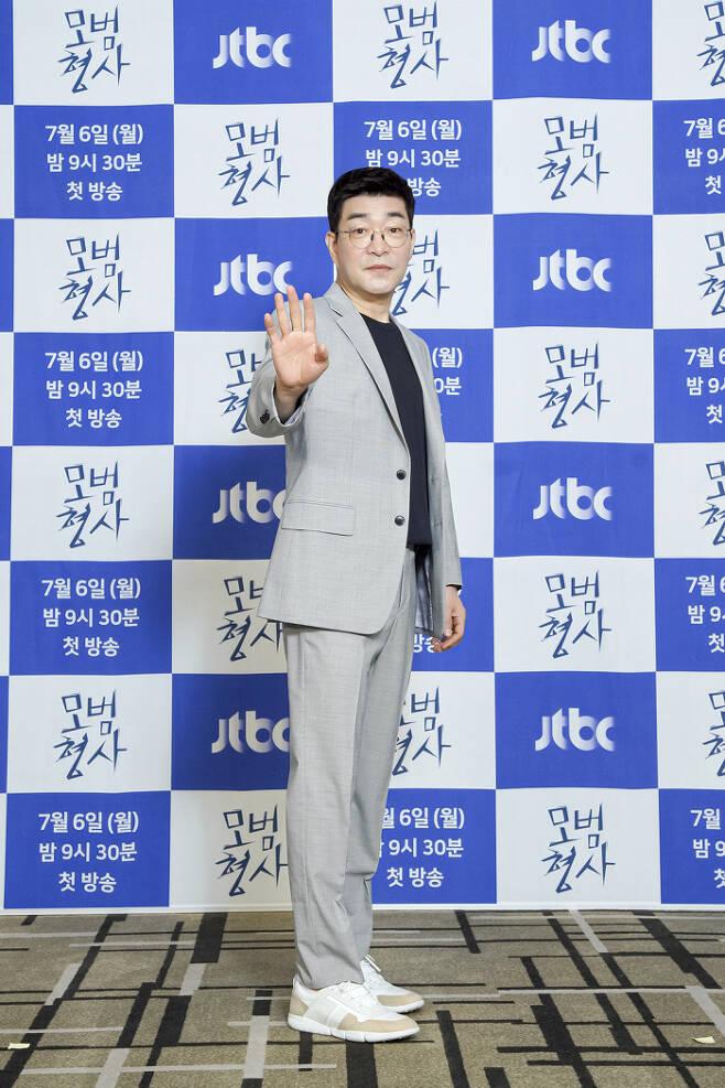 배우 손현주, 사진제공|JTBC