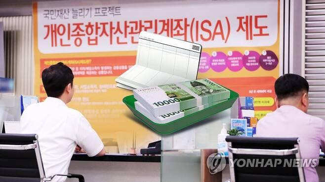 ISA(CG) [연합뉴스TV 제공]