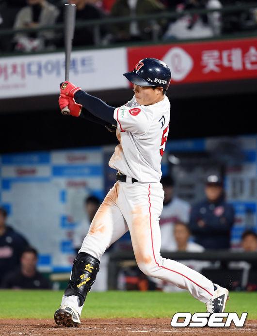 [사진] 롯데 고승민 /OSEN DB