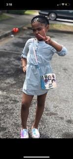 독립기념일에 총격에 사망한 8세 어린이 세코리아 터너[EPA=연합뉴스]