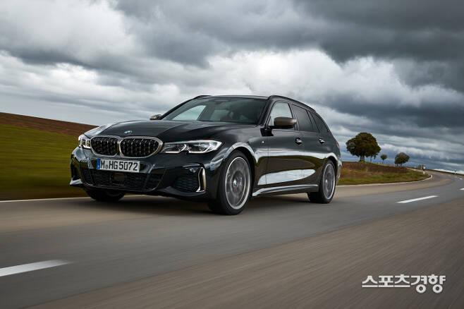 BMW 코리아 M340i 투어링