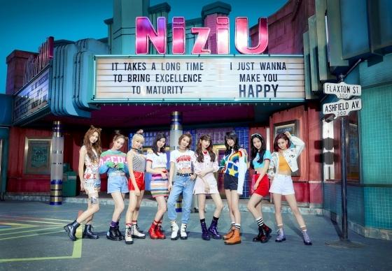 니쥬(NiziU) /사진=JYP엔터테인먼트