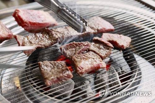 갈비 [연합뉴스 자료사진]