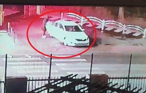 범행현장 CCTV [충남지방경찰청 제공. 재판매 및 DB 금지]