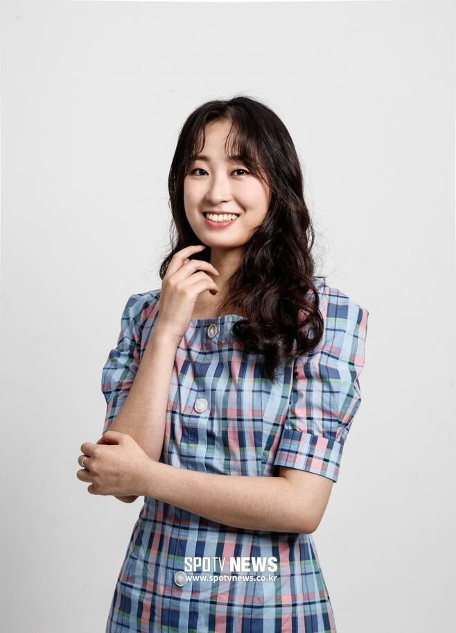 ▲ '편애중계' 트로트 왕중왕전 우승자 김산하. ⓒ한희재 기자