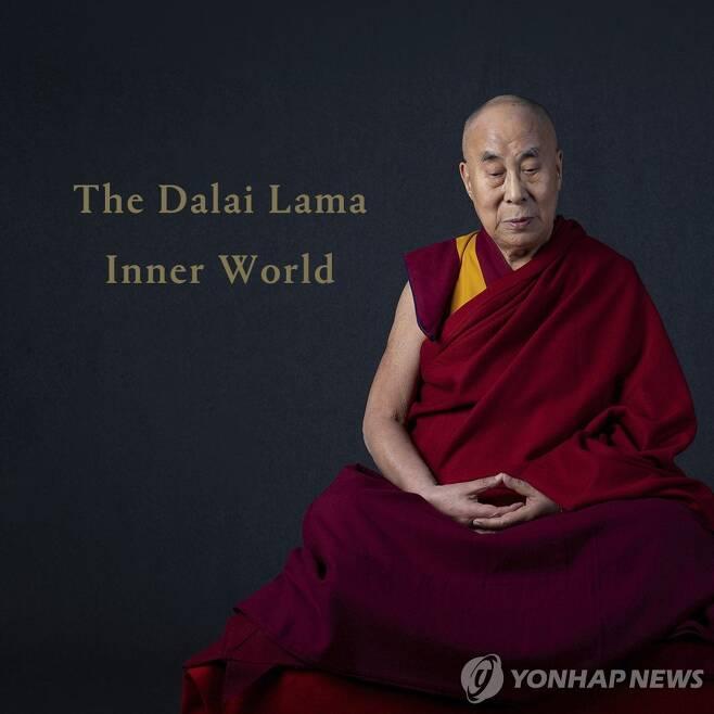 달라이 라마 '이너 월드' 앨범 표지 사진 [AP=연합뉴스]
